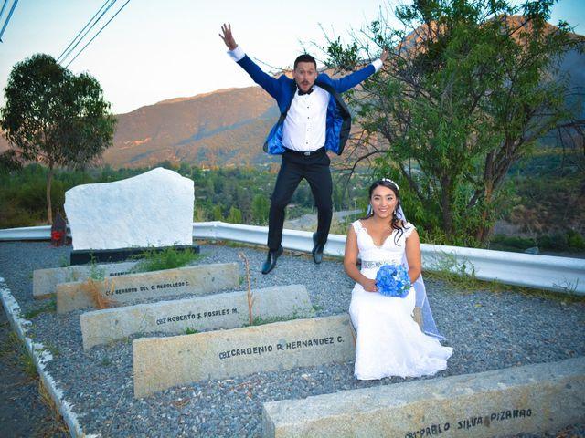 El matrimonio de Ana y Johnny