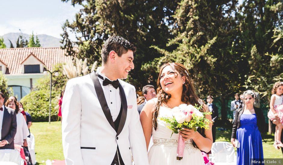 El matrimonio de Patricio y Paula en La Florida, Santiago
