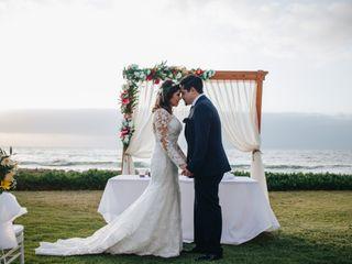 El matrimonio de Freddy y Carolina