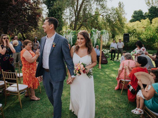 El matrimonio de Patricio y Carla en Talagante, Talagante 9