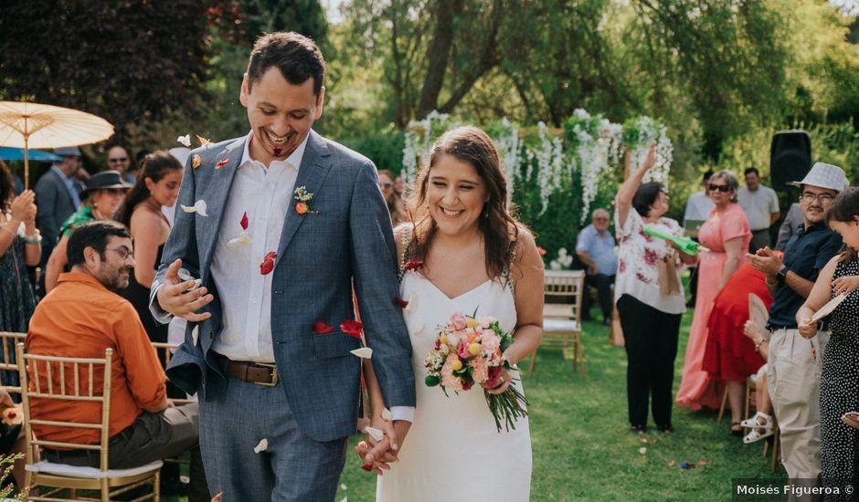 El matrimonio de Patricio y Carla en Talagante, Talagante