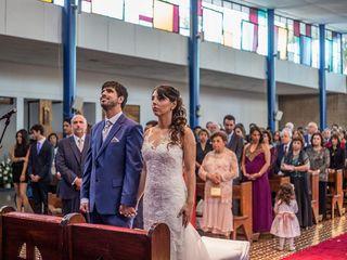El matrimonio de Camila y Sebastian 3