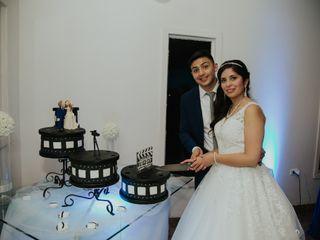 El matrimonio de Tamara y Jaime