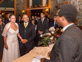 El matrimonio de Maureen y Daniel