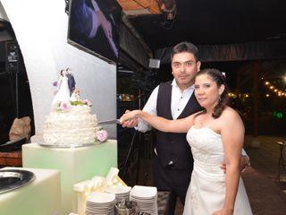 El matrimonio de Jimena y Jorge 2