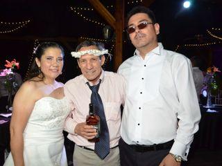 El matrimonio de Jimena y Jorge 1