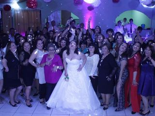 El matrimonio de Daniela y Waldo 1