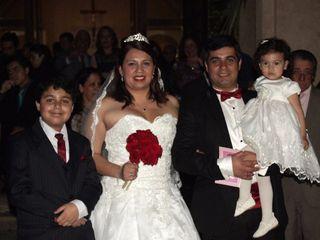 El matrimonio de Daniela y Waldo 3