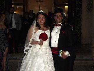 El matrimonio de Daniela y Waldo