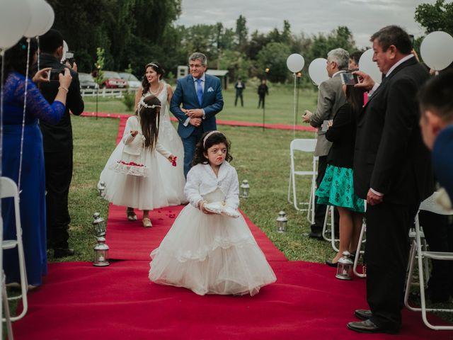 El matrimonio de Jaime y Tamara en Calera de Tango, Maipo 6
