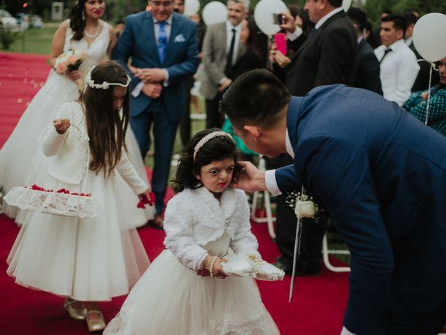 El matrimonio de Jaime y Tamara en Calera de Tango, Maipo 7