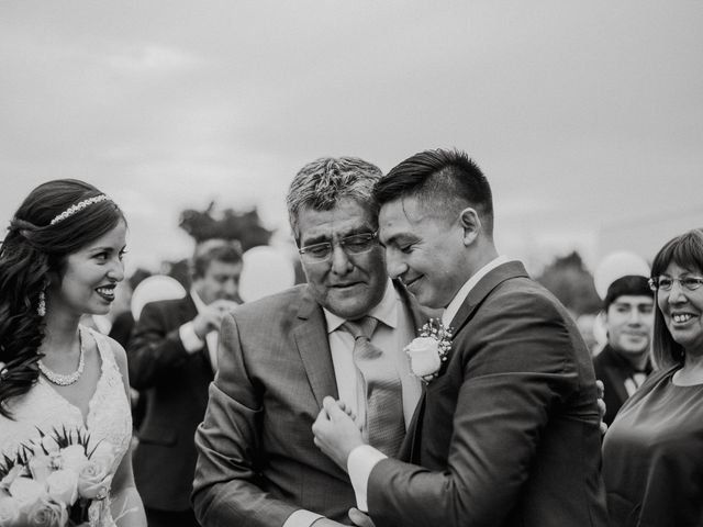 El matrimonio de Jaime y Tamara en Calera de Tango, Maipo 8