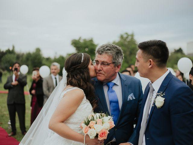El matrimonio de Jaime y Tamara en Calera de Tango, Maipo 9