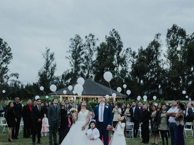 El matrimonio de Jaime y Tamara en Calera de Tango, Maipo 15