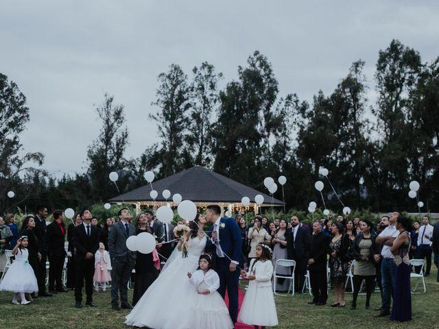 El matrimonio de Jaime y Tamara en Calera de Tango, Maipo 16