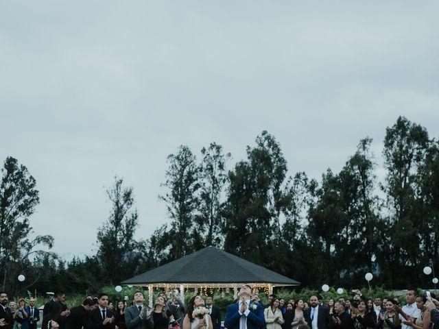 El matrimonio de Jaime y Tamara en Calera de Tango, Maipo 17