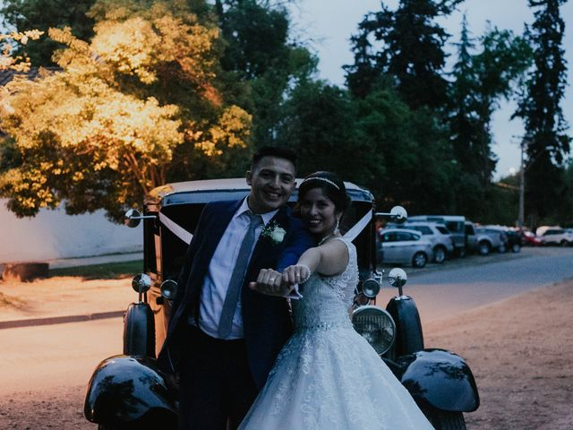 El matrimonio de Jaime y Tamara en Calera de Tango, Maipo 19