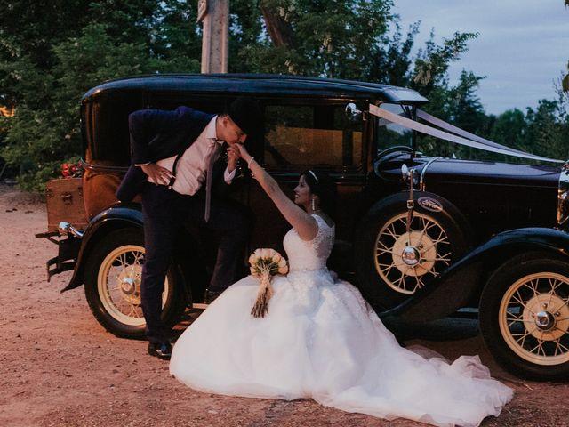 El matrimonio de Jaime y Tamara en Calera de Tango, Maipo 23