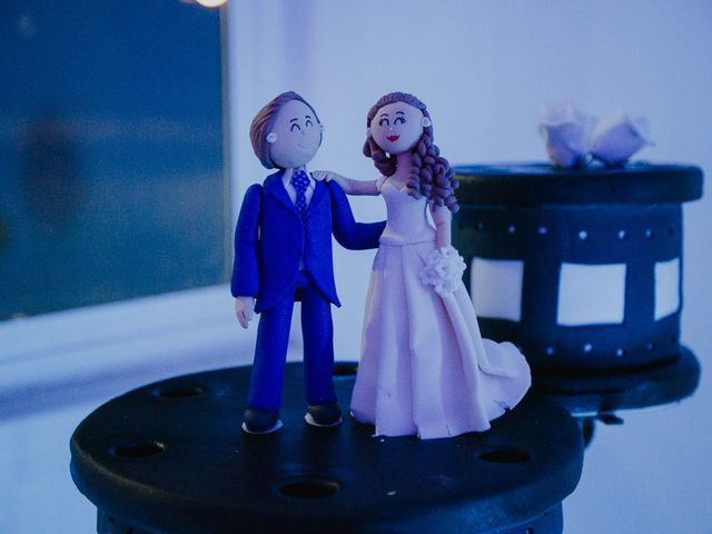 El matrimonio de Jaime y Tamara en Calera de Tango, Maipo 26