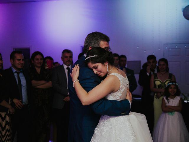 El matrimonio de Jaime y Tamara en Calera de Tango, Maipo 31