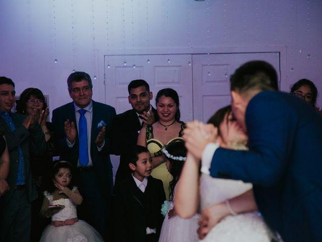 El matrimonio de Jaime y Tamara en Calera de Tango, Maipo 34