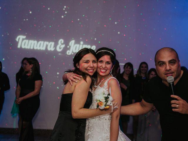 El matrimonio de Jaime y Tamara en Calera de Tango, Maipo 39