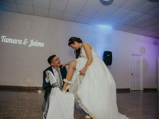 El matrimonio de Jaime y Tamara en Calera de Tango, Maipo 41