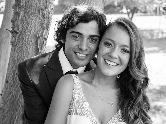 El matrimonio de Nury y Fernando