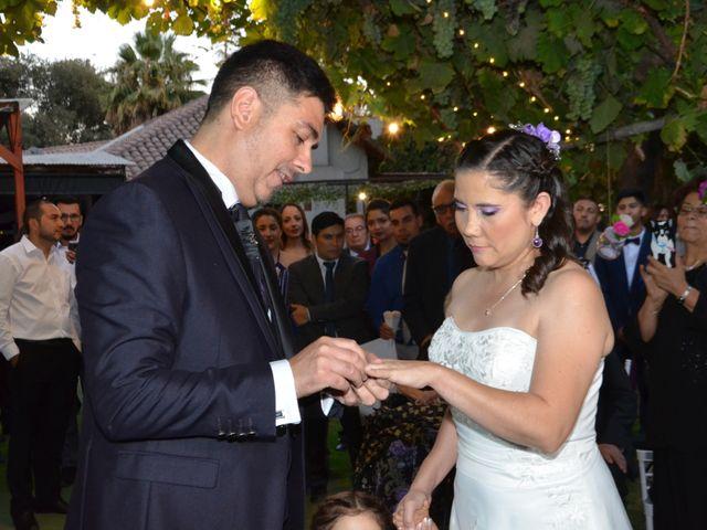 El matrimonio de Jimena y Jorge