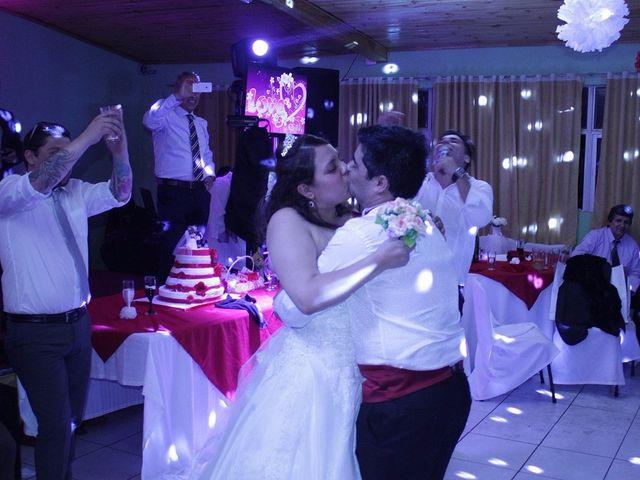 El matrimonio de Waldo y Daniela en San Bernardo, Maipo 6