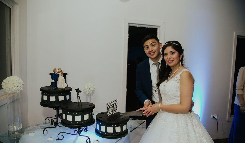 El matrimonio de Jaime y Tamara en Calera de Tango, Maipo