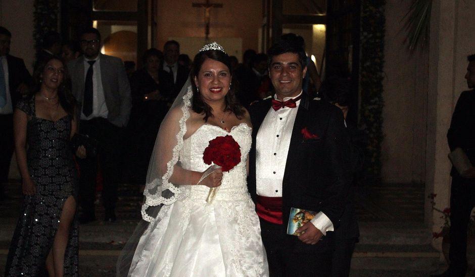 El matrimonio de Waldo y Daniela en San Bernardo, Maipo
