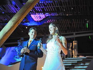 El matrimonio de Magdalena y Sergio