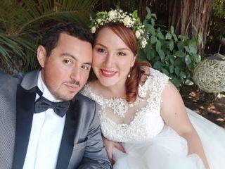 El matrimonio de Daniela y Jose