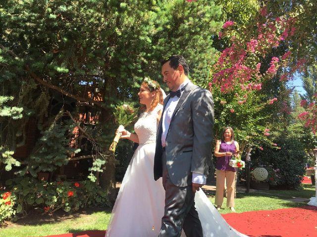El matrimonio de Jose y Daniela en Graneros, Cachapoal 2