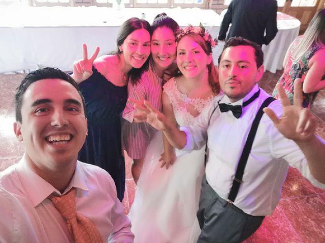 El matrimonio de Jose y Daniela en Graneros, Cachapoal 6