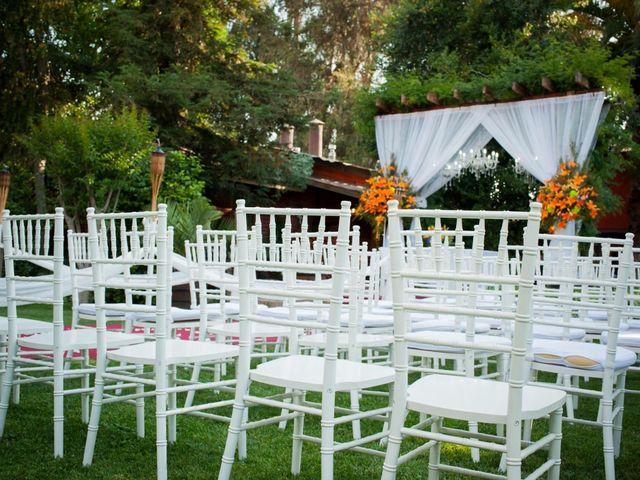 El matrimonio de Carlos y Daniela en Graneros, Cachapoal 1