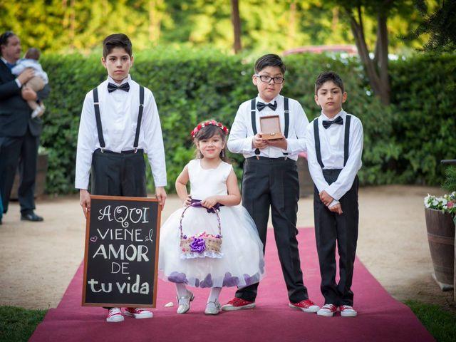 El matrimonio de Carlos y Daniela en Graneros, Cachapoal 5