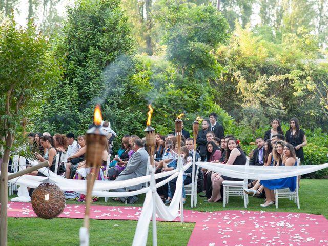 El matrimonio de Carlos y Daniela en Graneros, Cachapoal 6