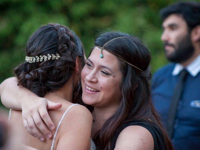 El matrimonio de Carlos y Daniela en Graneros, Cachapoal 8
