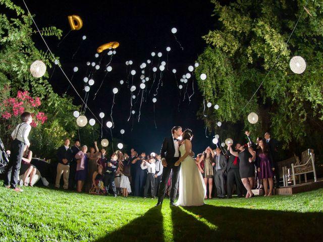 El matrimonio de Carlos y Daniela en Graneros, Cachapoal 9