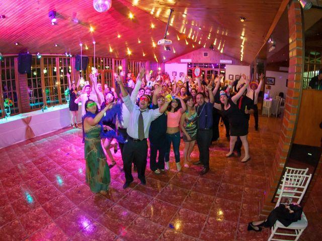 El matrimonio de Carlos y Daniela en Graneros, Cachapoal 12