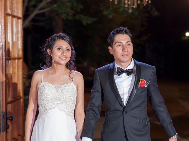 El matrimonio de Carlos y Daniela en Graneros, Cachapoal 14