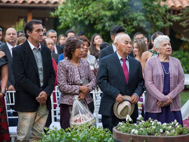 El matrimonio de Carlos y Daniela en Graneros, Cachapoal 15