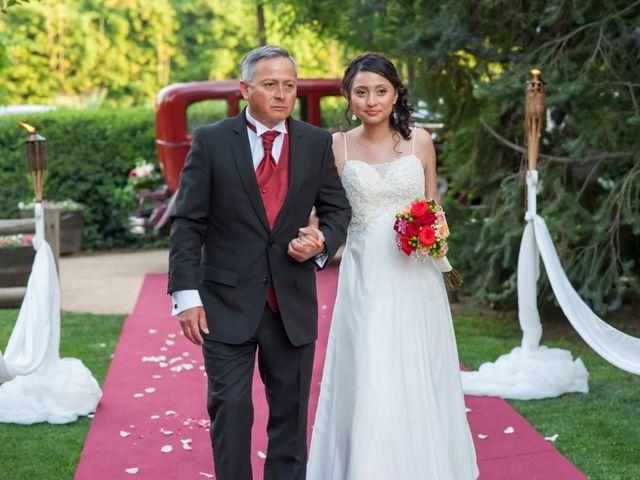 El matrimonio de Carlos y Daniela en Graneros, Cachapoal 18