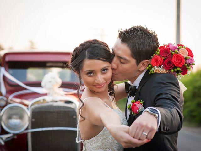 El matrimonio de Carlos y Daniela en Graneros, Cachapoal 20