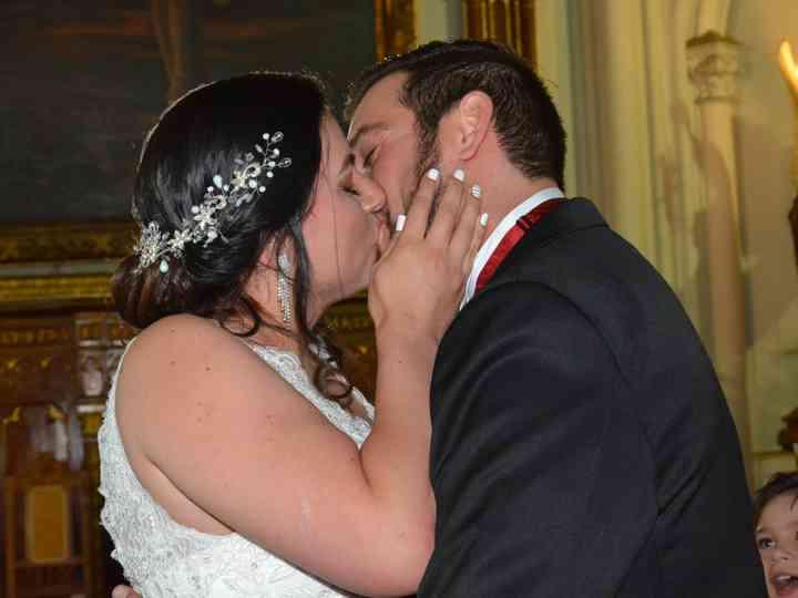El matrimonio de Elizabeth y Francisco