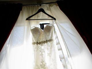 El matrimonio de Abigail y Nicolás 1