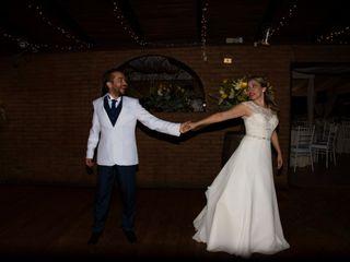 El matrimonio de Elsa y Cristian 2