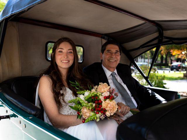 El matrimonio de Javier y Constanza en Las Condes, Santiago 11